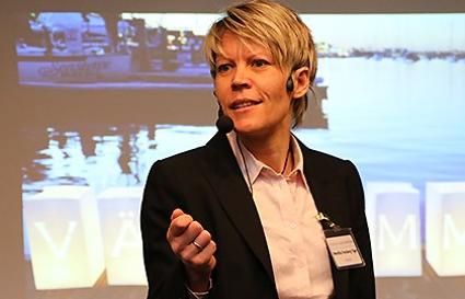 Pernilla Forsberg Tiger Mindleap