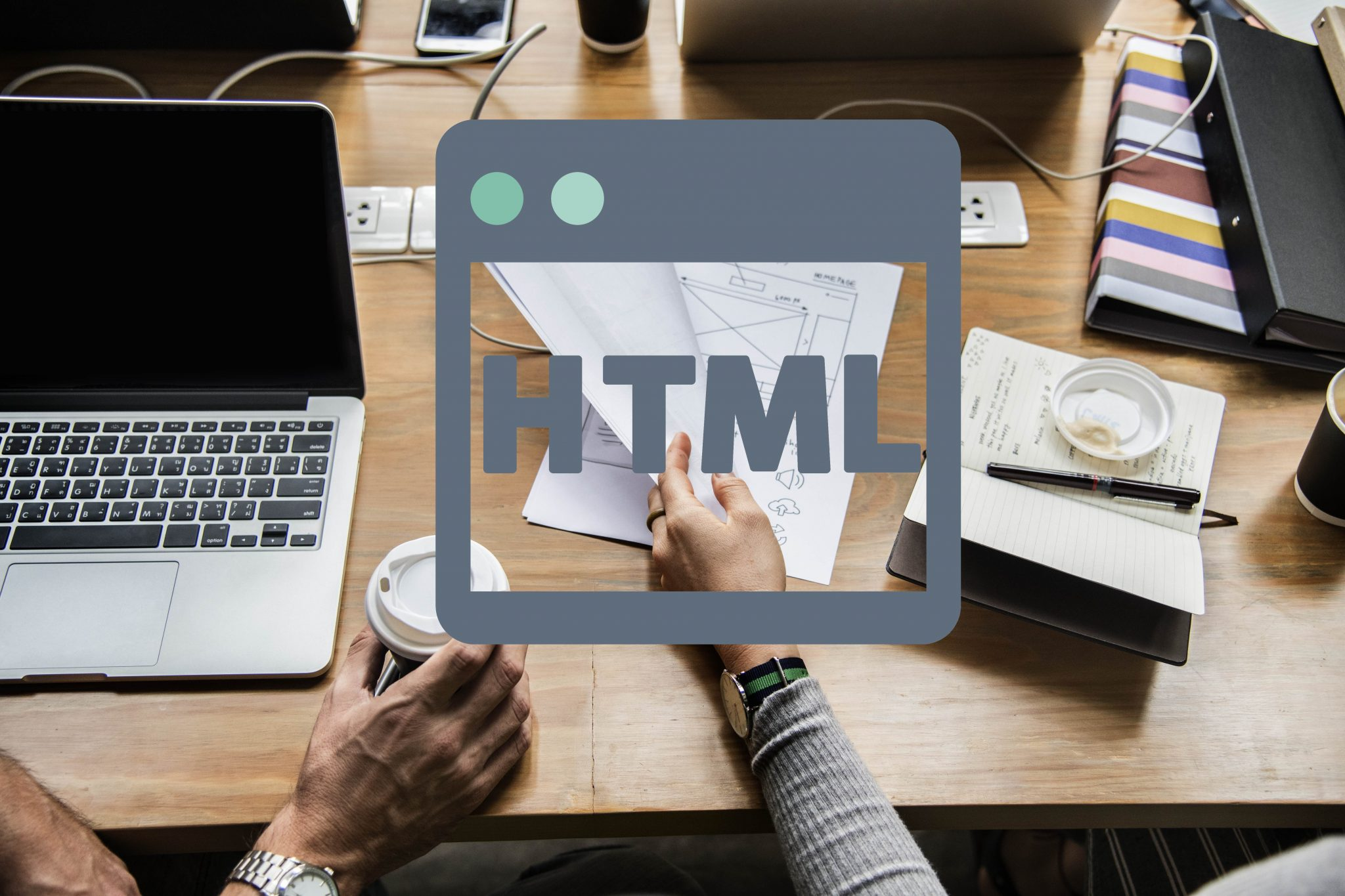 html featured
